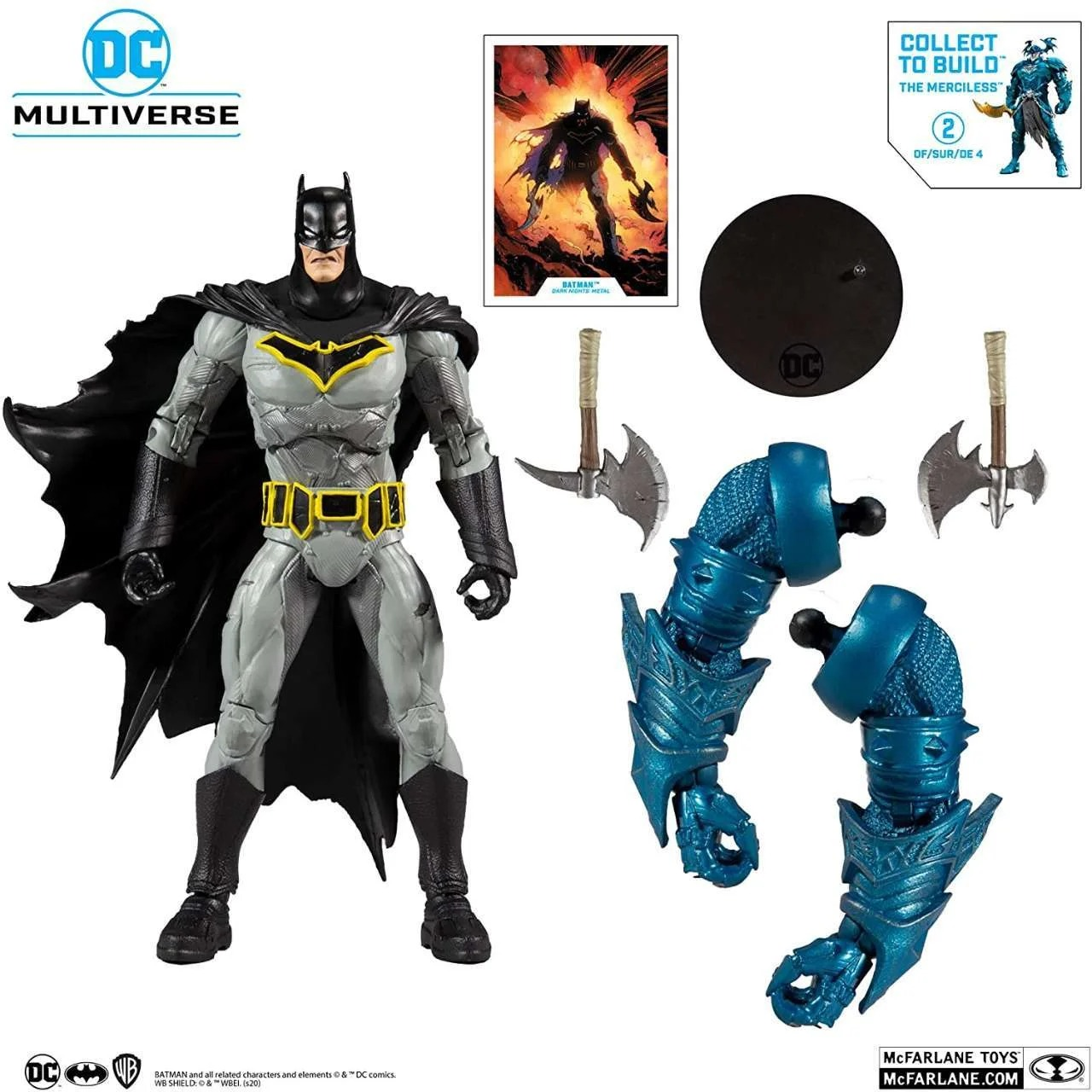 DCマルチバース バットマン ダークナイツ:メタル