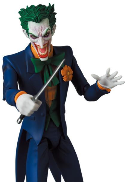 MAFEX ジョーカー(BATMAN:HUSH Ver.)