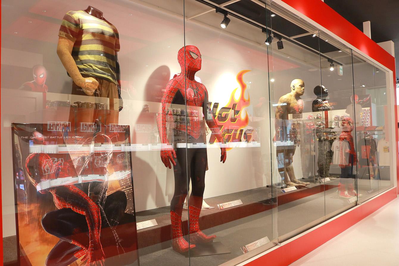 トイサピエンス大阪 スパイダーマン エクスクルーシブ・ストア ジャパンツアー レポート
