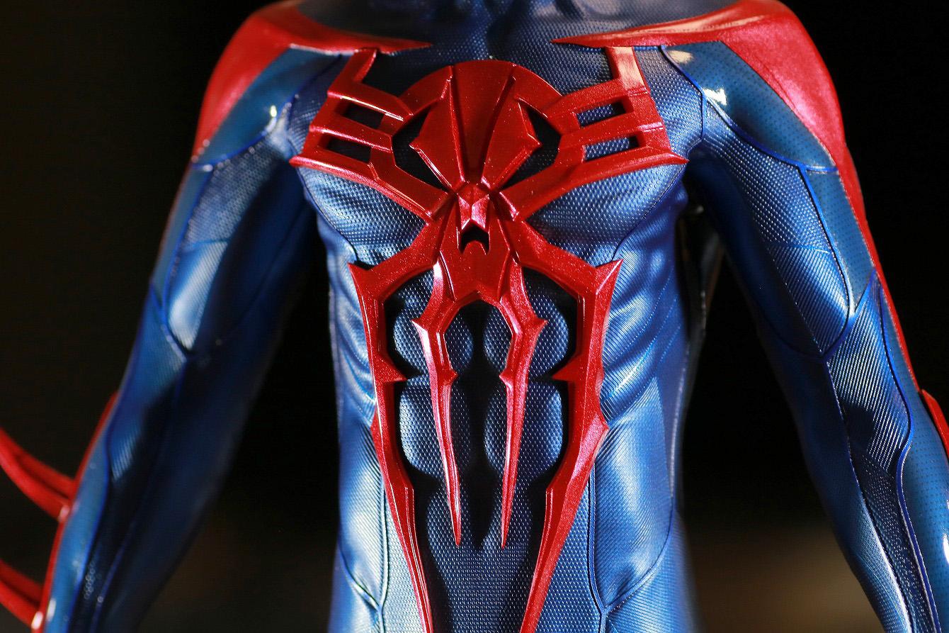 ホットトイズ ビデオゲームマスターピース スパイダーマン2099 レビュー 本体