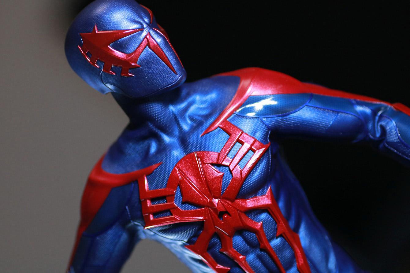 ホットトイズ ビデオゲームマスターピース スパイダーマン2099 レビュー