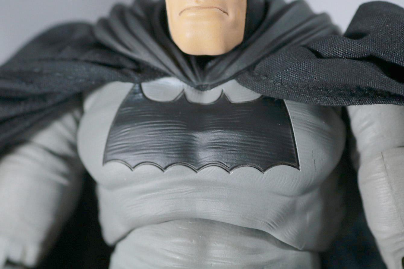 MAFEX バットマン(The Dark Knight Returns) レビュー 全身
