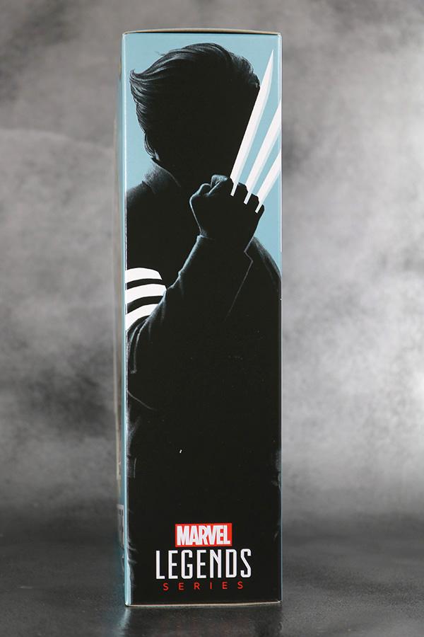 マーベルレジェンド ウルヴァリン 実写版 X-MEN:ZERO レビュー パッケージ