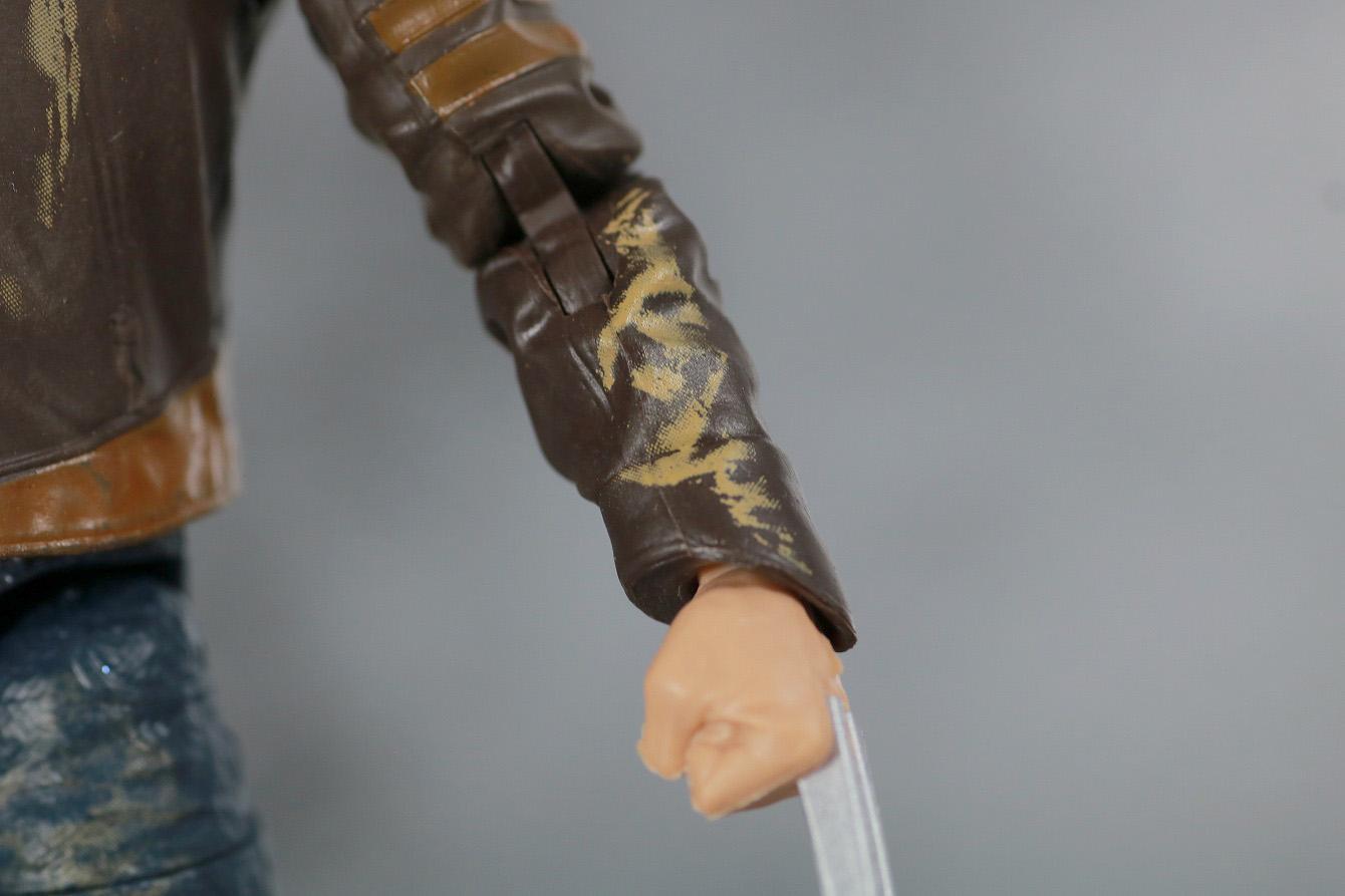 マーベルレジェンド ウルヴァリン 実写版 X-MEN:ZERO レビュー 全体