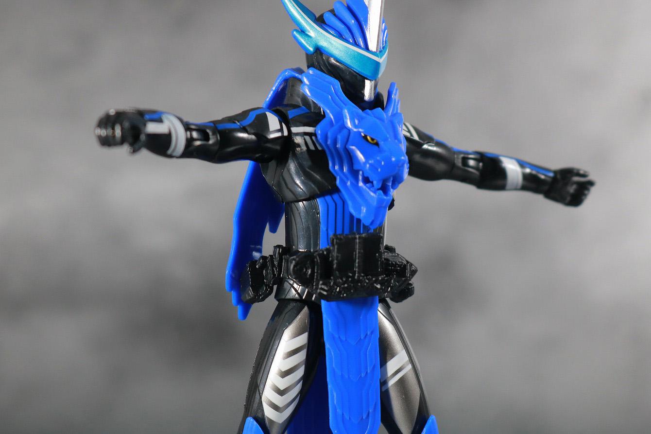 RKF 仮面ライダーブレイズ ライオン戦記 レビュー 可動範囲