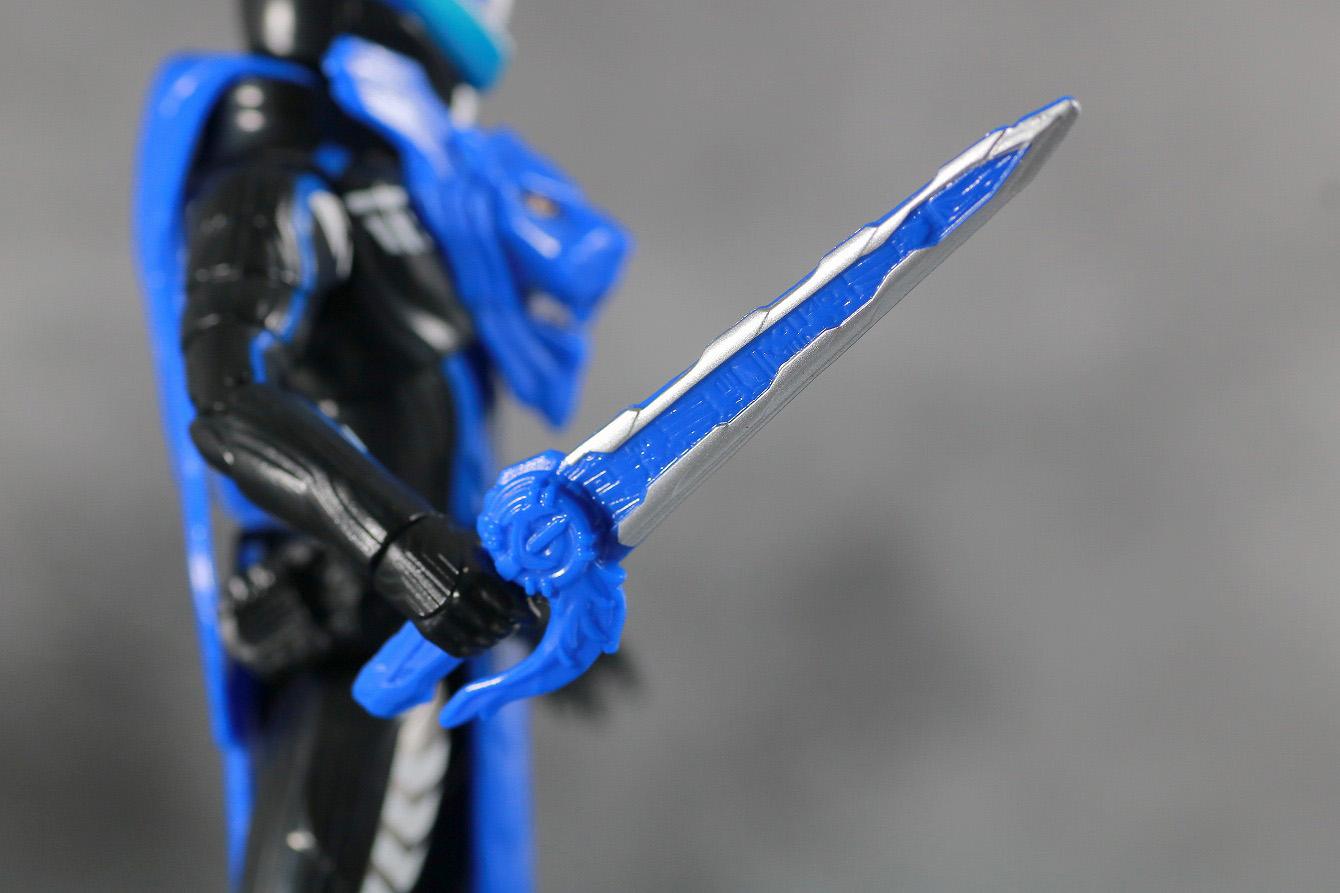 RKF 仮面ライダーブレイズ ライオン戦記 レビュー 付属品 水勢剣流水