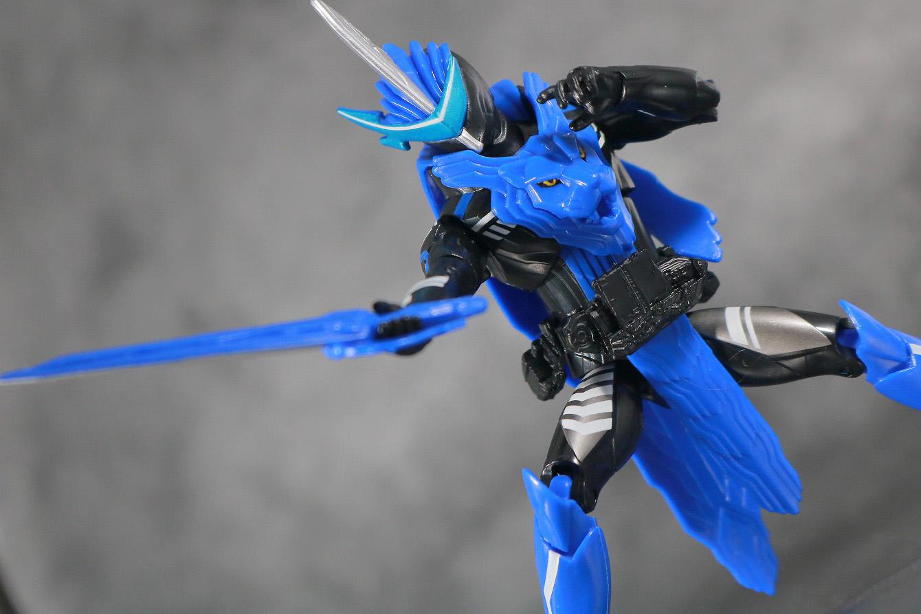 RKF 仮面ライダーブレイズ ライオン戦記 レビュー アクション