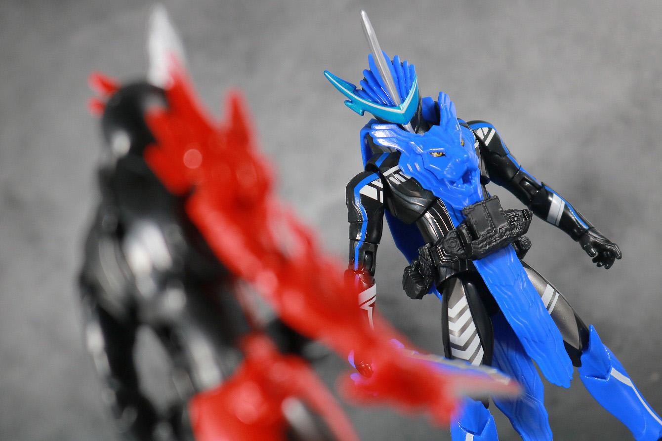 RKF 仮面ライダーブレイズ ライオン戦記 レビュー アクション 仮面ライダーセイバー