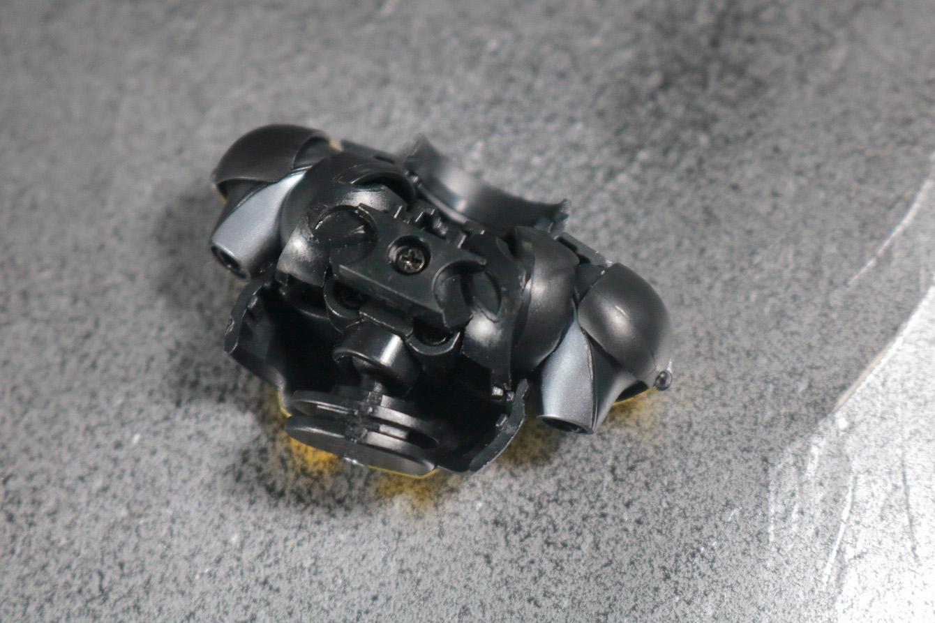 S.H.フィギュアーツ 仮面ライダー電王 プラットフォーム 真骨彫製法 レビュー 付属品 換装パーツ
