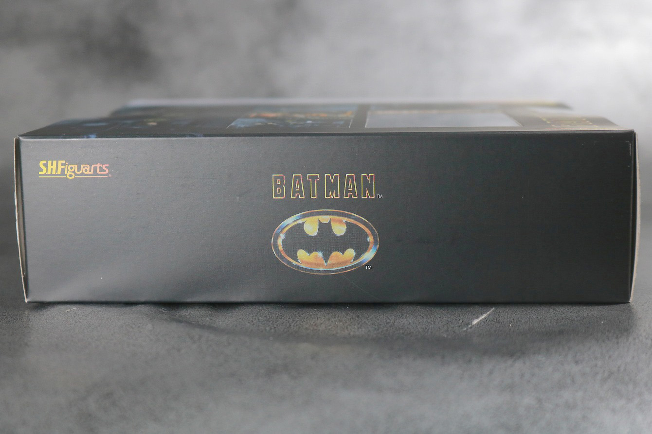 S.H.フィギュアーツ バットマン 1989 レビュー パッケージ