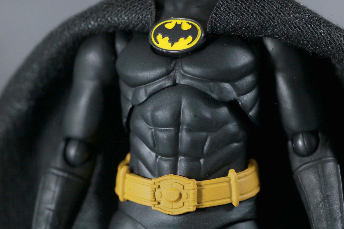 S.H.フィギュアーツ バットマン 1989 レビュー 本体
