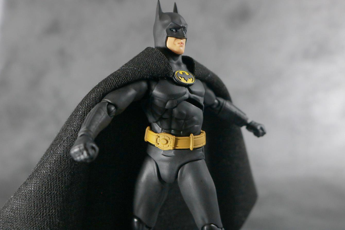 S.H.フィギュアーツ バットマン 1989 レビュー 可動範囲