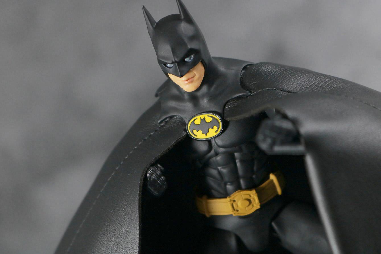 S.H.フィギュアーツ バットマン 1989 レビュー アクション