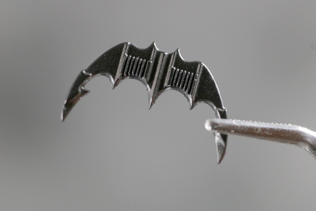 S.H.フィギュアーツ バットマン 1989 レビュー 付属品 バットラング