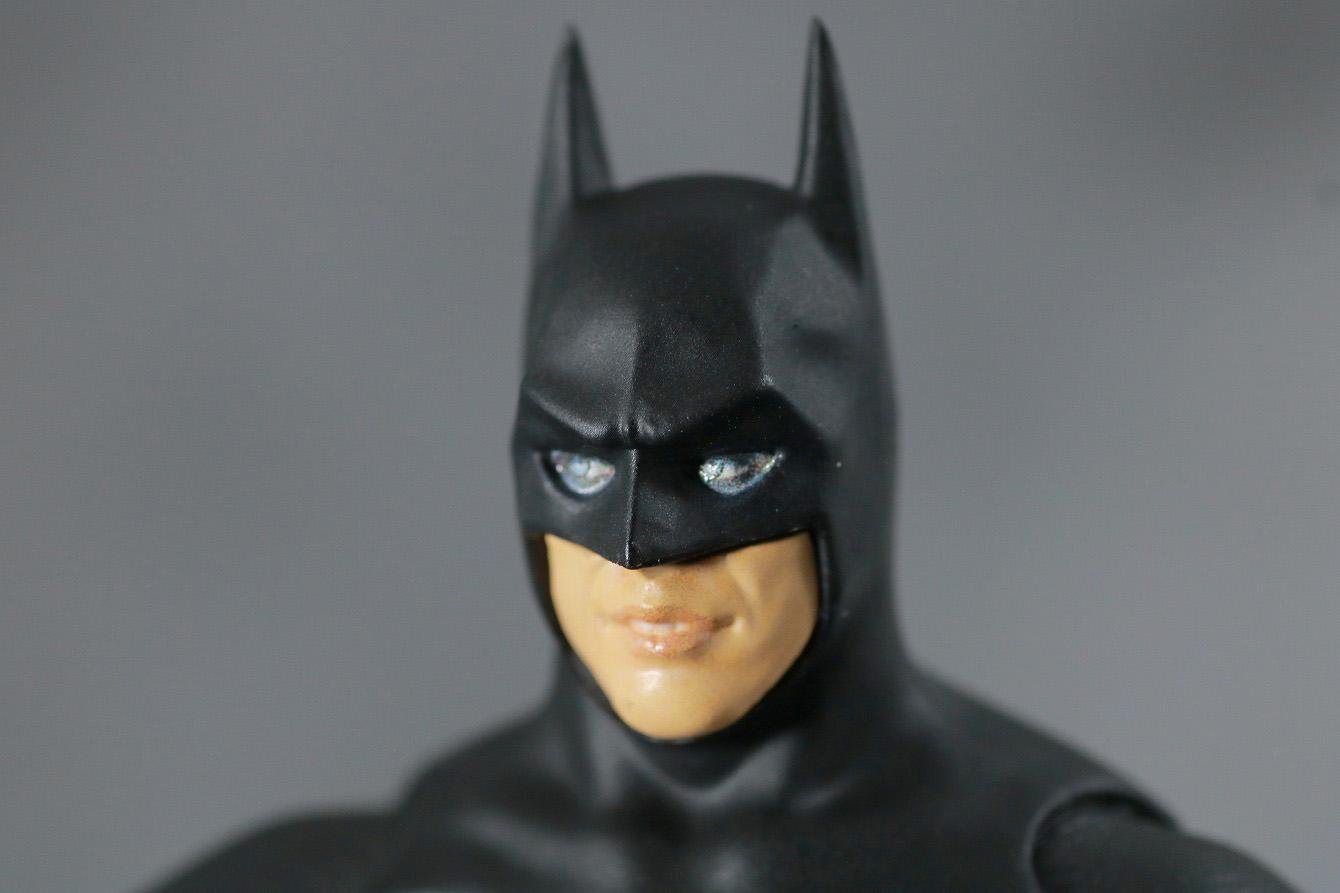 S.H.フィギュアーツ バットマン 1989 レビュー 付属品 差し替え頭部