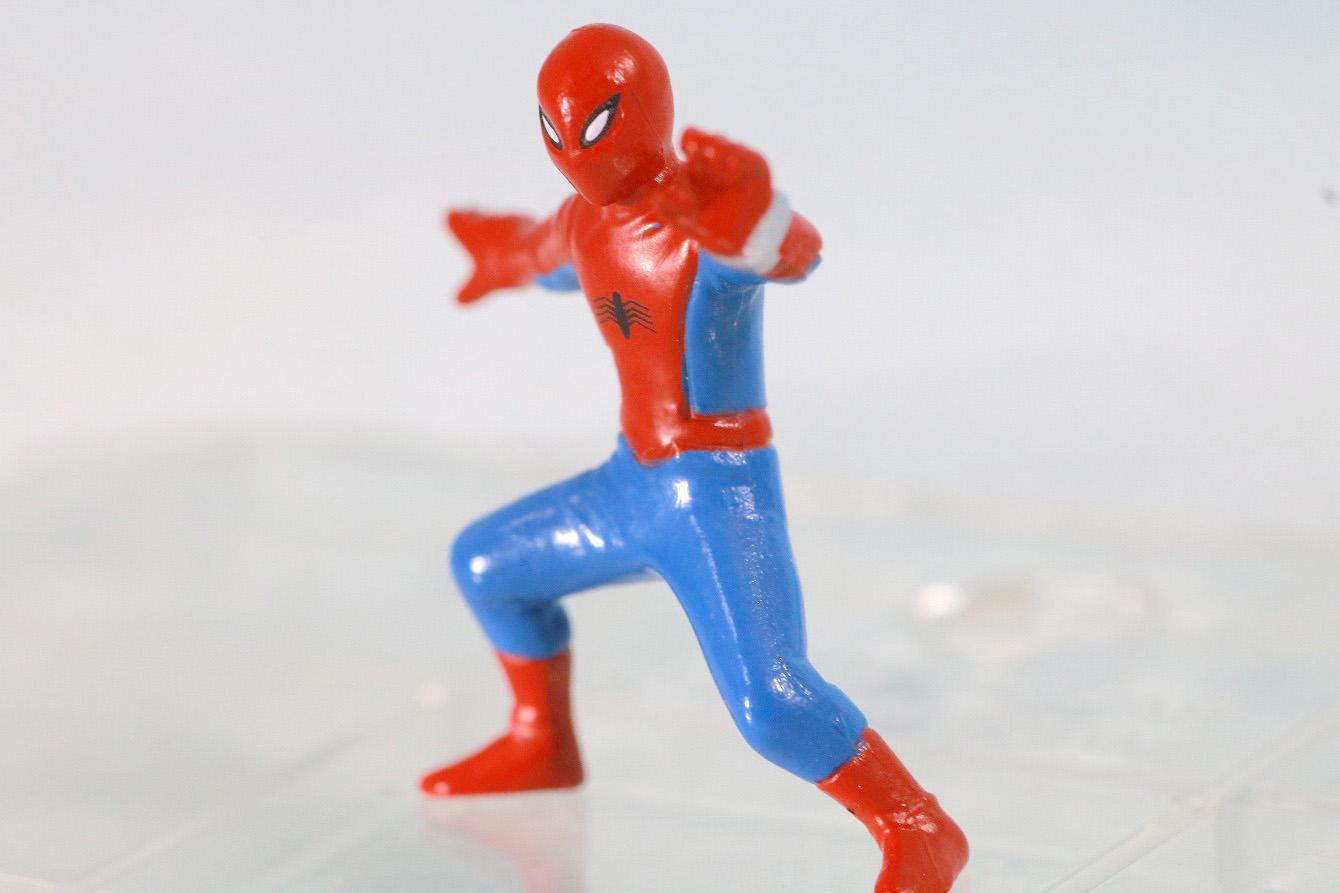 超合金魂レオパルドン&マーベラー召喚セット レビュー スパイダーマン ミニフィギュア