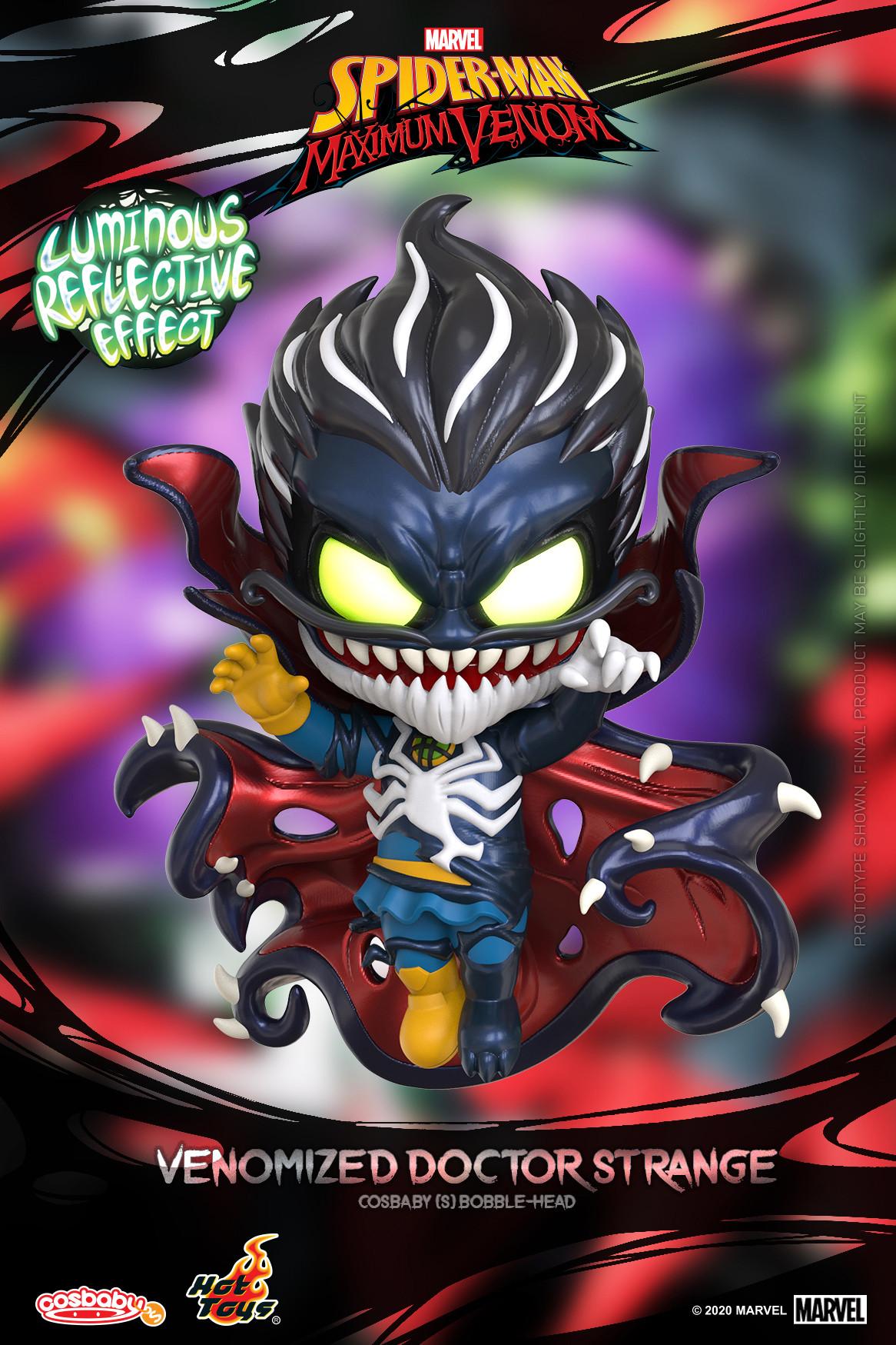 ■【コスベイビー】『スパイダーマン:マキシマム・ヴェノム』[サイズS]ドクター・ストレンジ(ヴェノム版)