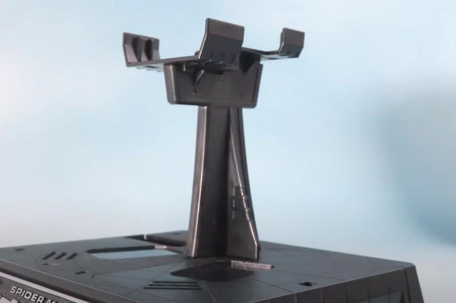 超合金魂レオパルドン&マーベラー召喚セット レビュー 付属品 台座 マーベラー 支柱