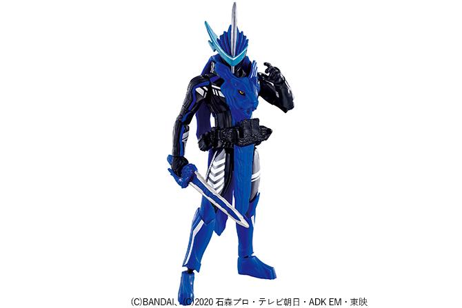 RKF新作!仮面ライダーブレイズ ライオン戦記が2020年9月19日に発売!水勢剣流水も付属!