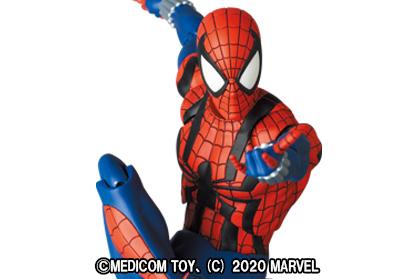 MAFEX新作!ベン・ライリー版スパイダーマンが2021年9月に発売決定!