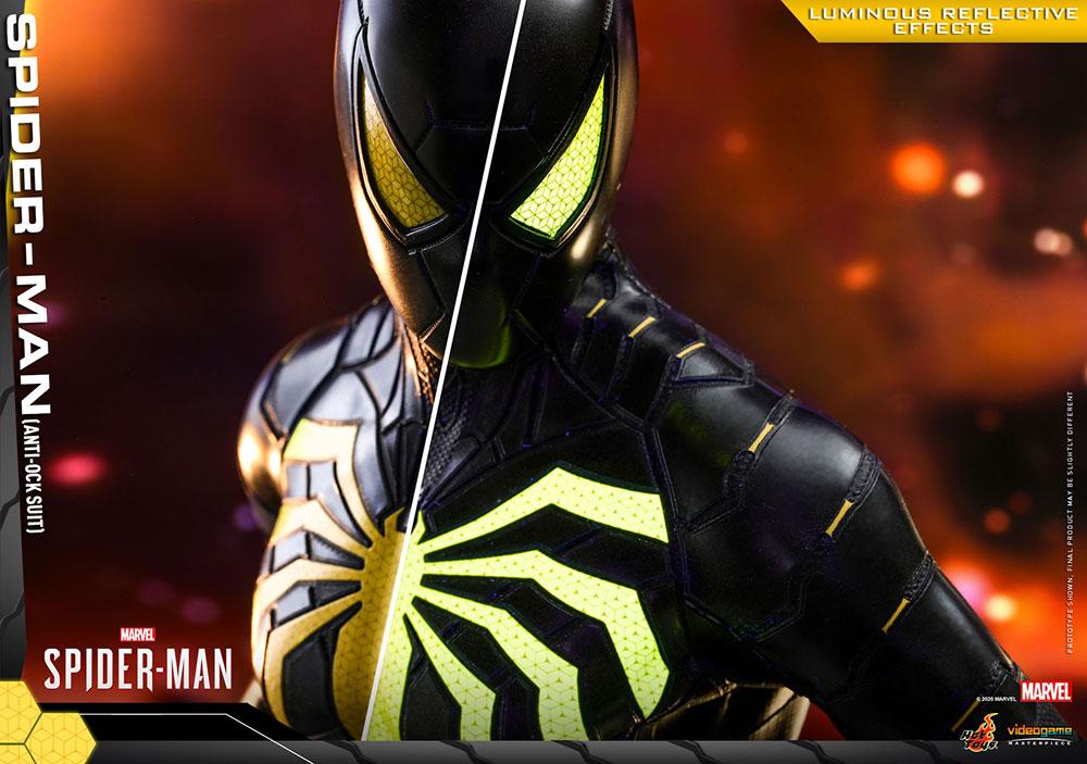 ホットトイズ ビデオゲーム・マスターピース スパイダーマン アンチオック・スーツ
