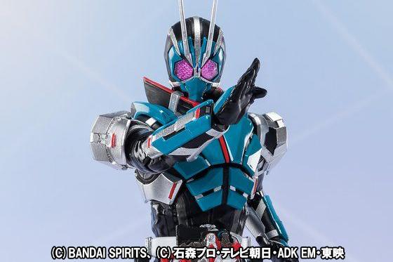 【予約開始】S.H.フィギュアーツ新作!仮面ライダー1型が2021年4月に限定発売決定!