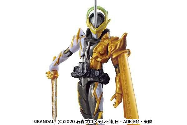 RKF新作!仮面ライダーエスパーダ ランプドアラジーナが2020年10月3日発売!