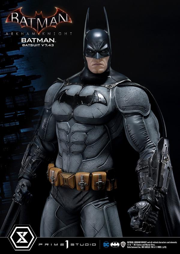 ミュージアムマスターライン バットマン V 7.43