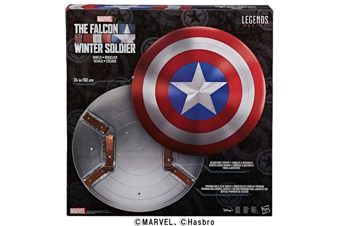 キャプテンアメリカのシールドが『ファルコン&ウィンターソルジャー』版として21年1月発売決定!