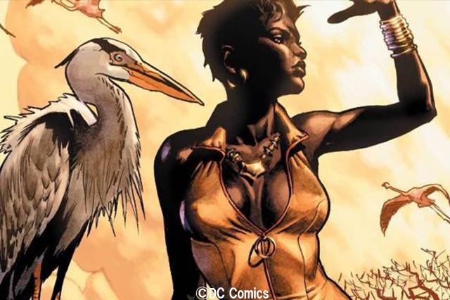 DCEUに新たなヒーロー・ビクセンが実写化か? - 動物の力を持つ女性ヒーロー