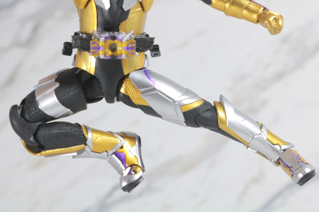 S.H.フィギュアーツ 仮面ライダーサウザー レビュー 可動範囲