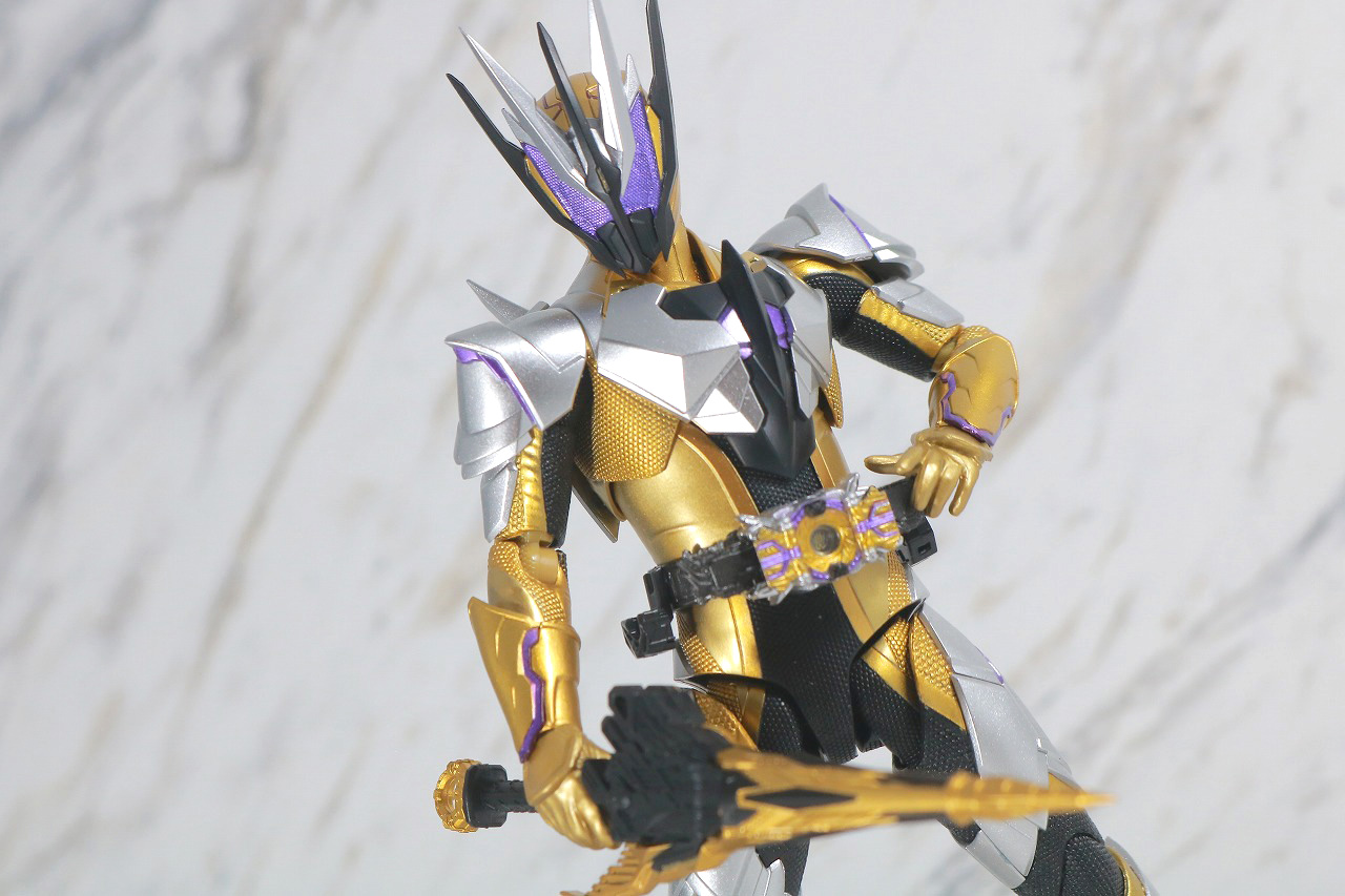 S.H.フィギュアーツ 仮面ライダーサウザー レビュー アクション