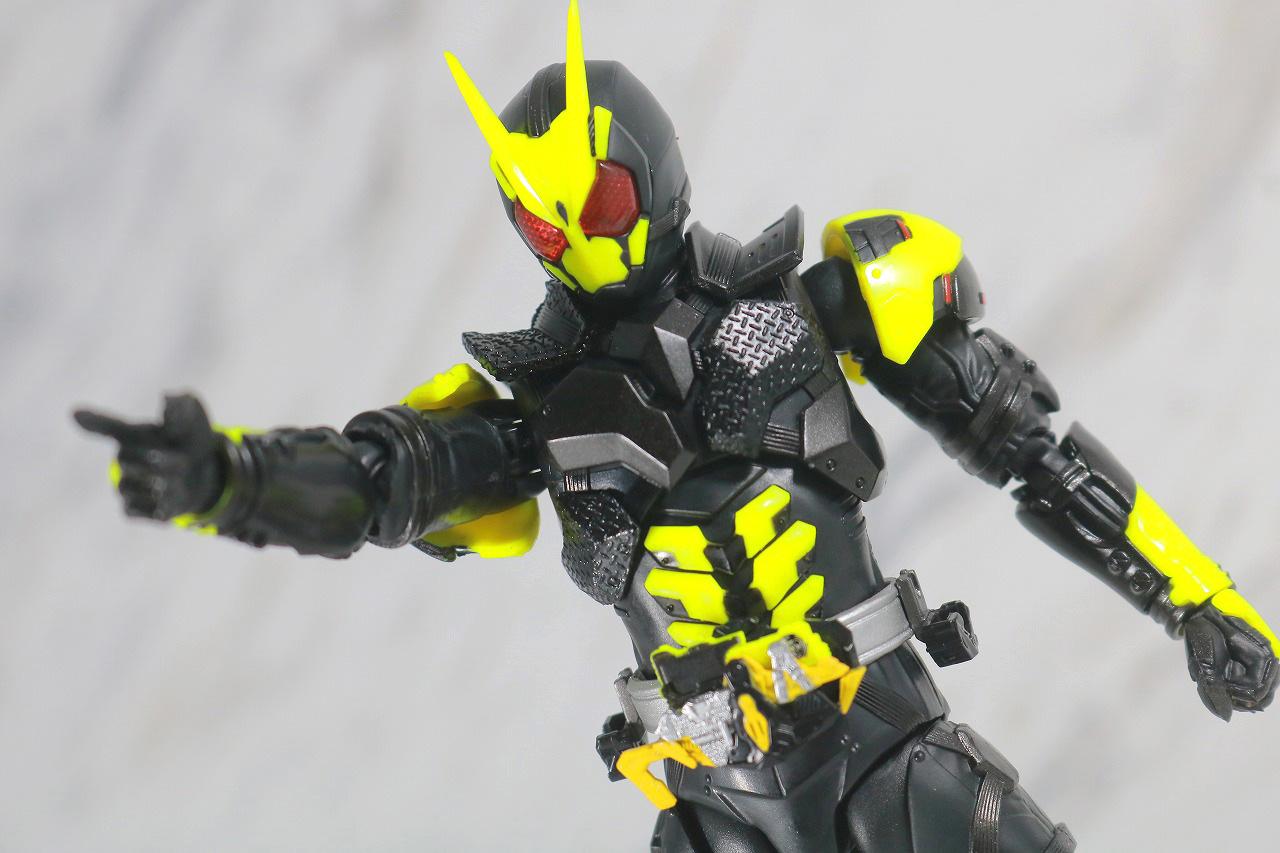 S.H.フィギュアーツ 仮面ライダー001 レビュー