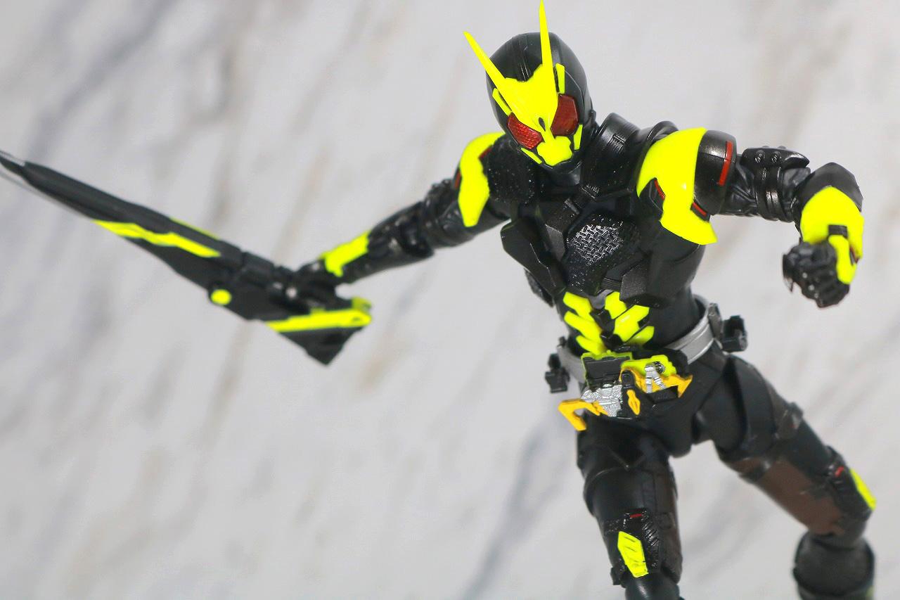 S.H.フィギュアーツ 仮面ライダー001 レビュー アクション