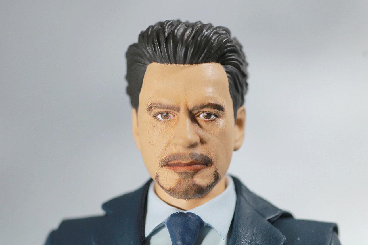 S.H.フィギュアーツ トニー・スターク Birth of Iron Man レビュー 全身