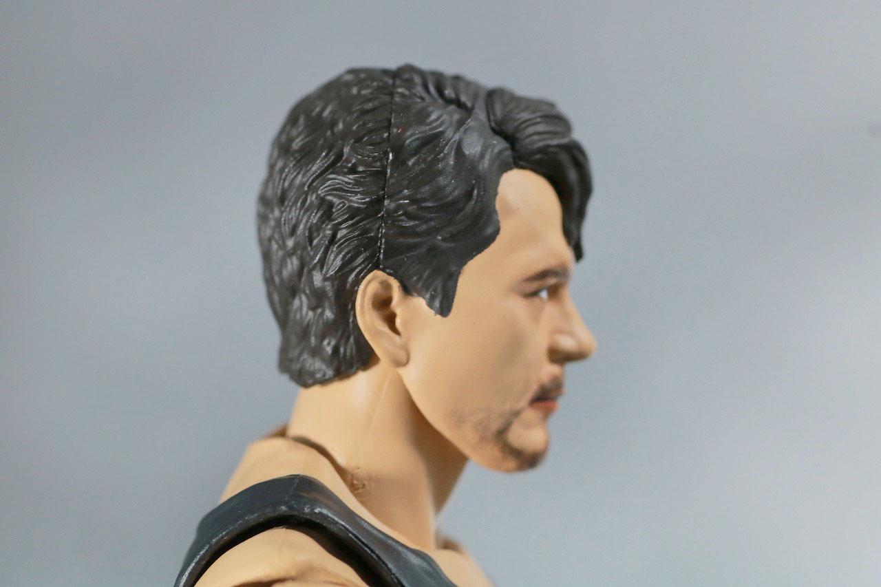 S.H.フィギュアーツ トニー・スターク Birth of Iron Man レビュー 付属品 製作シーン
