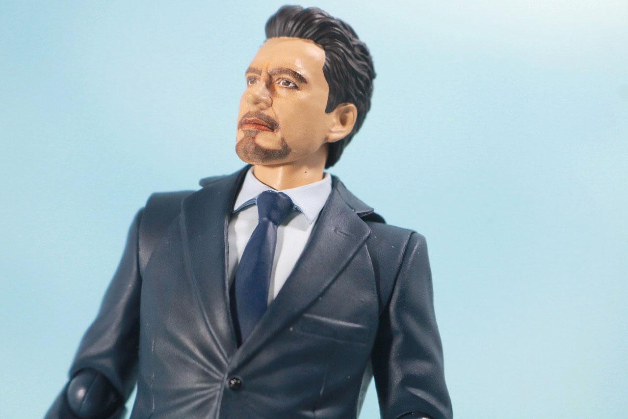 S.H.フィギュアーツ トニー・スターク Birth of Iron Man レビュー