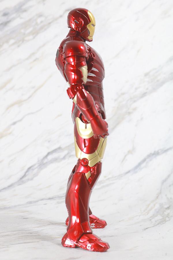 ZDtoys アイアンマン マーク3 レビュー 本体