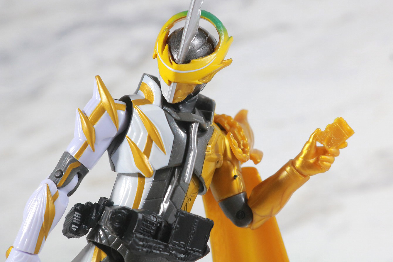 RKF 仮面ライダーエスパーダ ランプドアラジーナ レビュー アクション