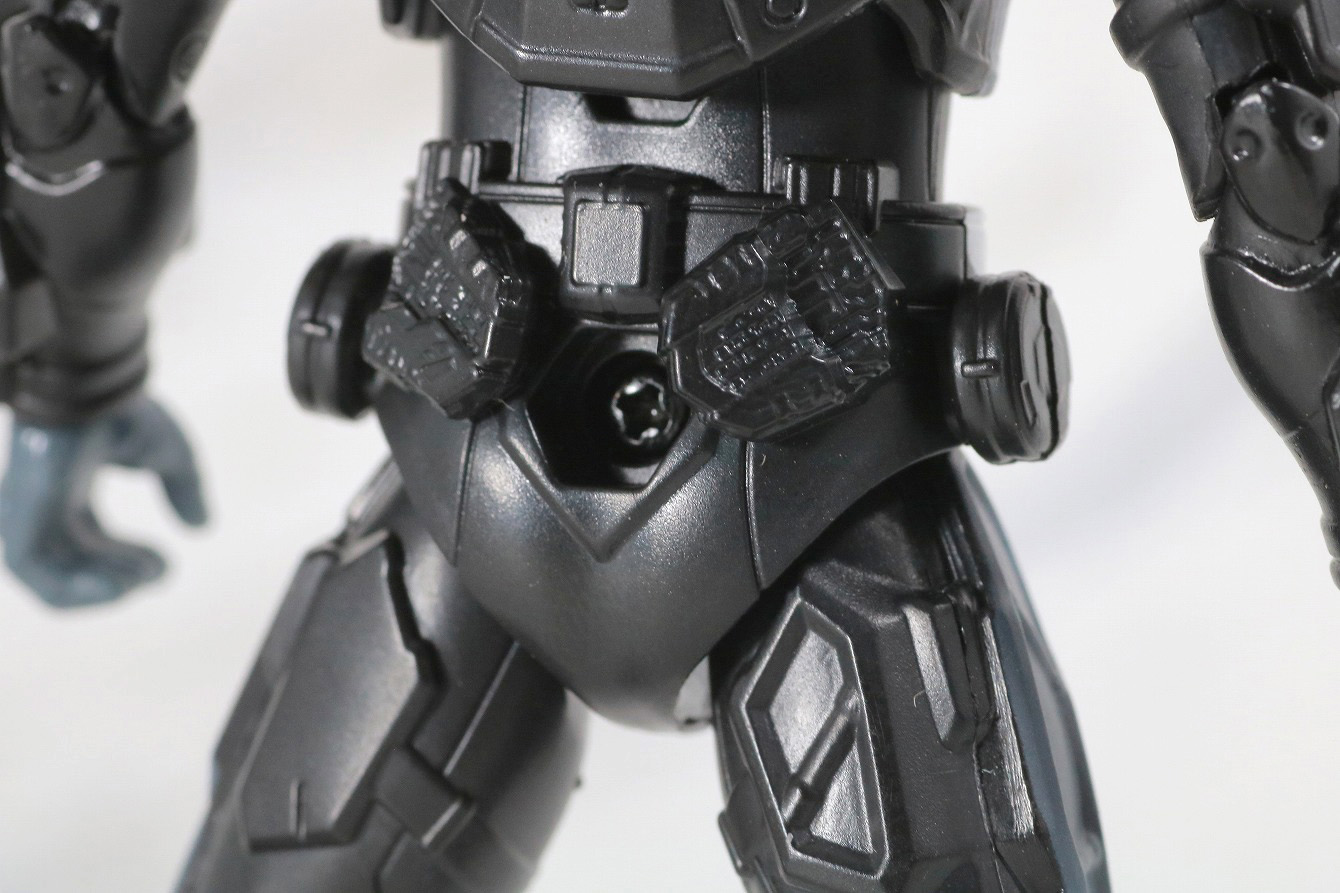 RKF 仮面ライダーバスター 玄武神話&玄武ジャッ君フォームチェンジセット レビュー 本体