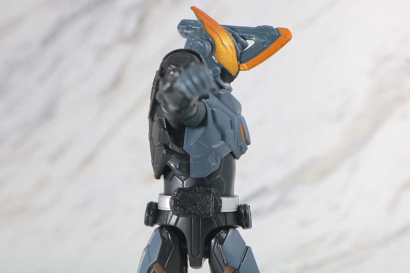 RKF 仮面ライダーバスター 玄武神話&玄武ジャッ君フォームチェンジセット レビュー 可動範囲