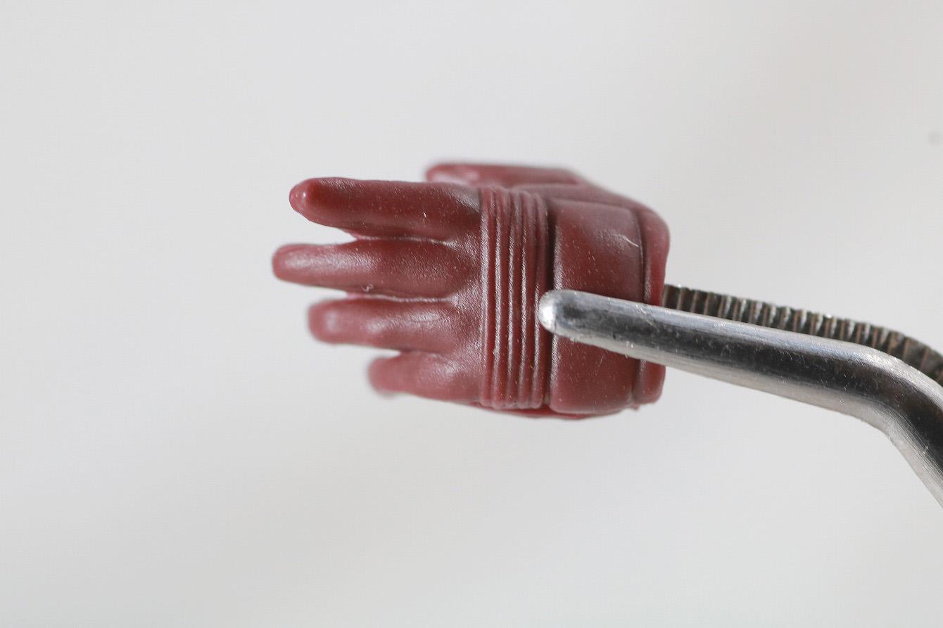 S.H.フィギュアーツ モモタロス 真骨彫製法 レビュー 付属品 手首 開き手