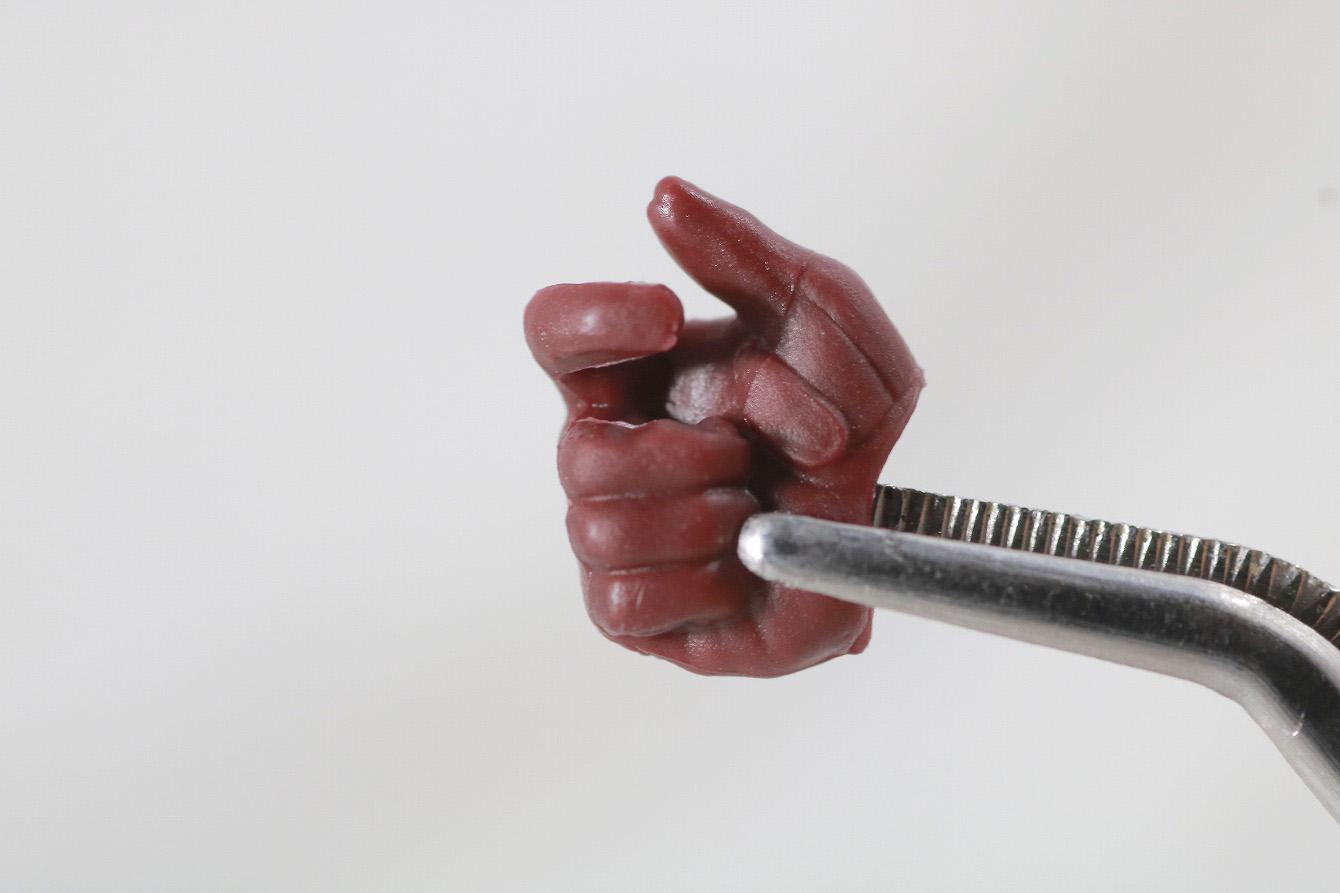 S.H.フィギュアーツ モモタロス 真骨彫製法 レビュー 付属品 手首 ティーカップ手首