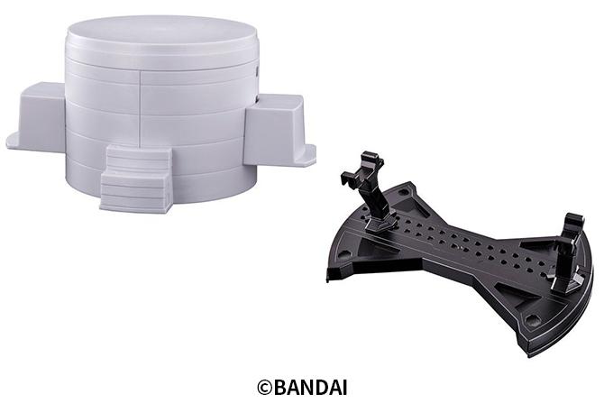 変身ベルトディスプレイ台座ホワイトVer&ウェポンディスプレイ台座が21年1月発売決定!