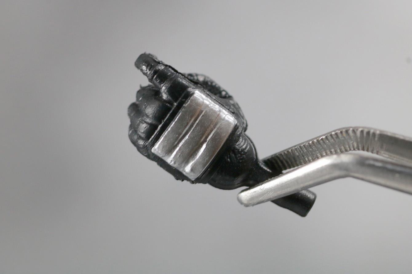 マーベルレジェンド デッドプール 実写版 レビュー 付属品 手首 拳銃持ち手