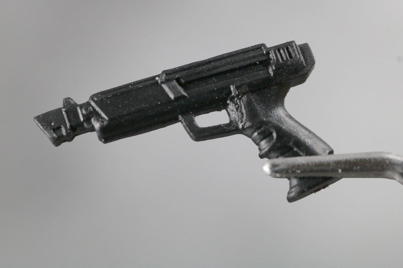 マーベルレジェンド デッドプール 実写版 レビュー 付属品 拳銃