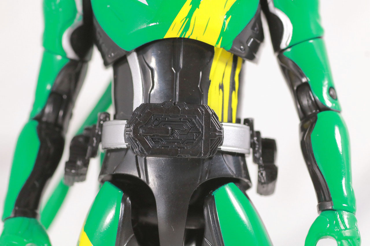 RKF 仮面ライダー剣斬 猿飛忍者伝&猿飛ぶた3フォームチェンジセット レビュー 本体