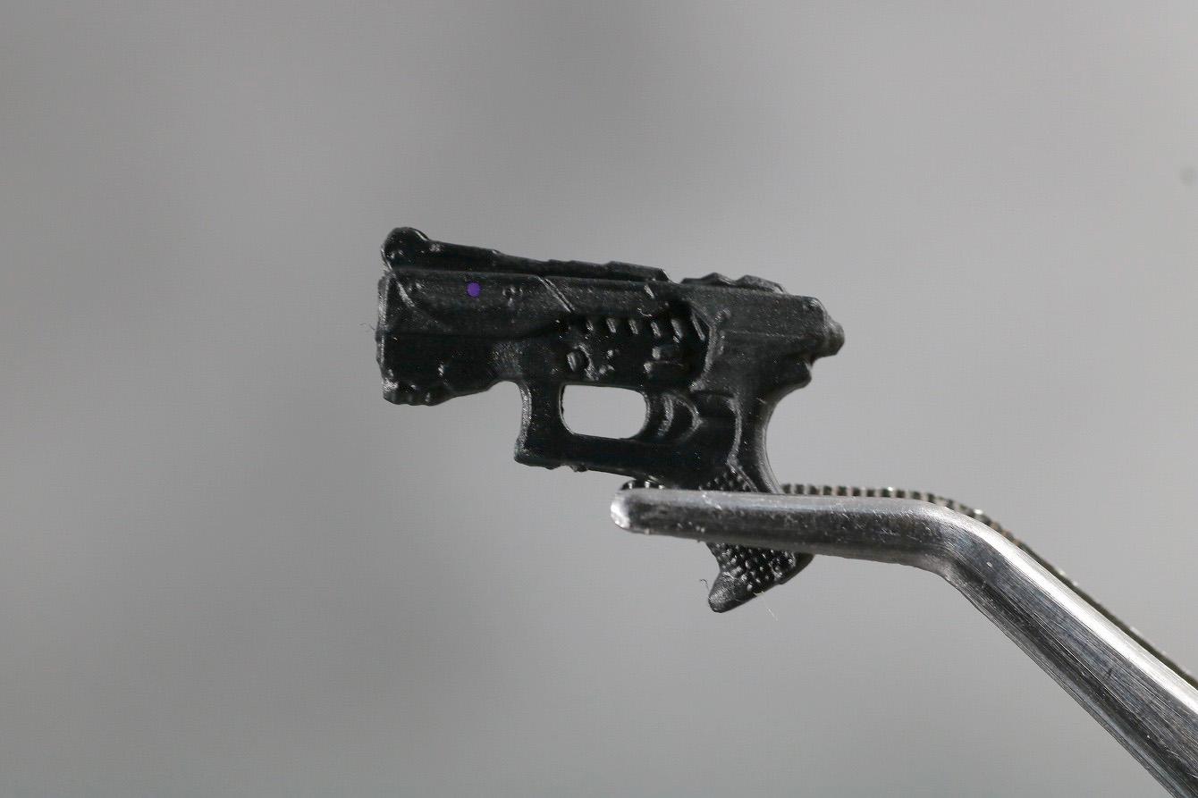 マーベルレジェンド ドミノ 映画 デッドプール2 レビュー 付属品 拳銃