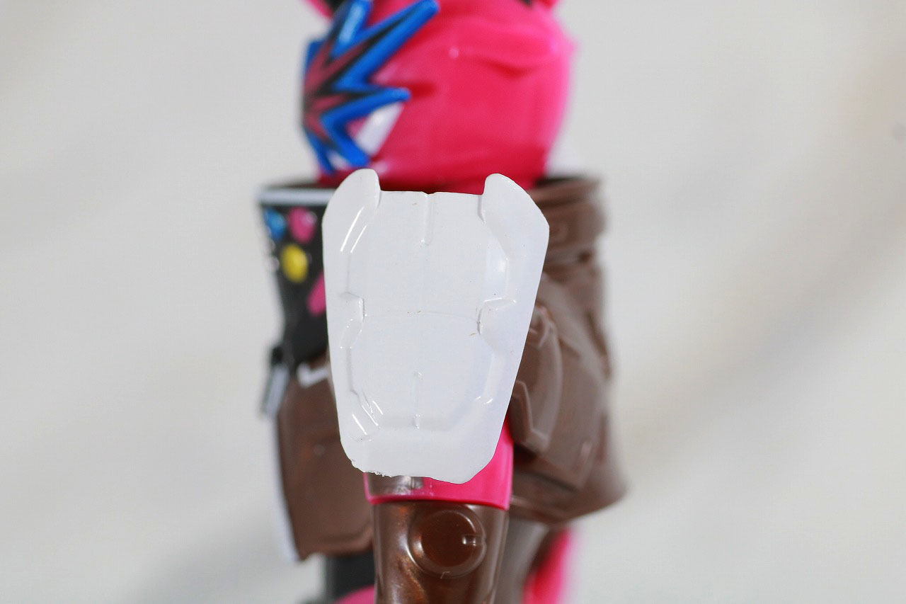 RKF 仮面ライダースラッシュ ヘンゼルナッツとグレーテル&ヘンゼルブレーメンフォームチェンジセット レビュー 本体