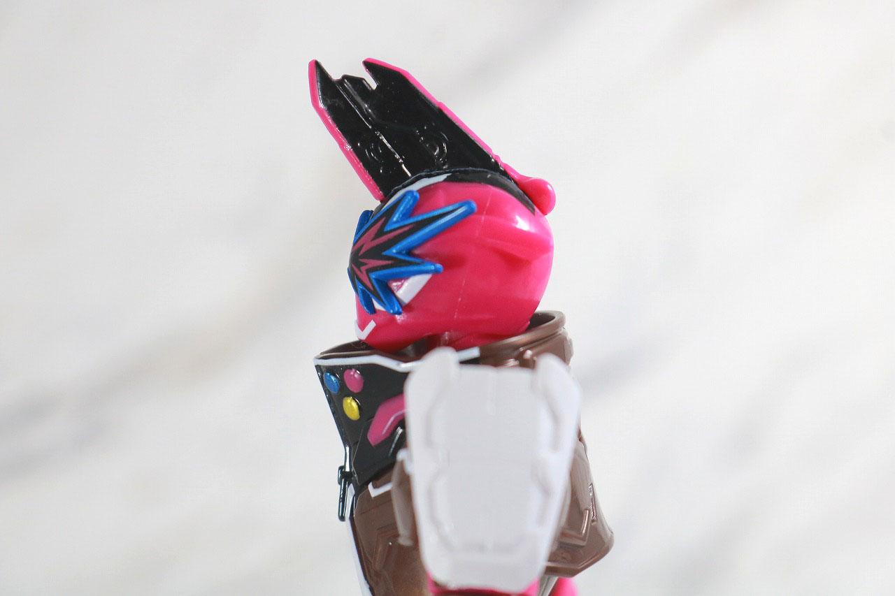 RKF 仮面ライダースラッシュ ヘンゼルナッツとグレーテル&ヘンゼルブレーメンフォームチェンジセット レビュー 可動範囲